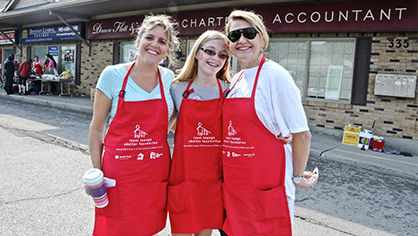 Royal LePage Connect Shelter Foundation Garage Sale
