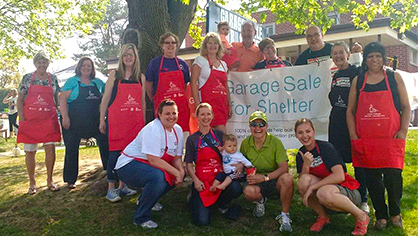 Royal LePage Royal City Shelter Foundation Garage Sale