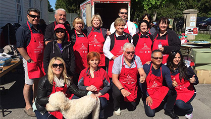 Royal LePage Your Community Shelter Foundation Garage Sale